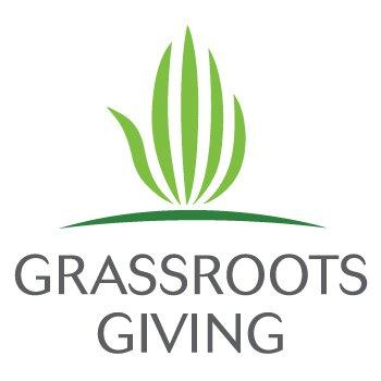 Grassroots Giving logo