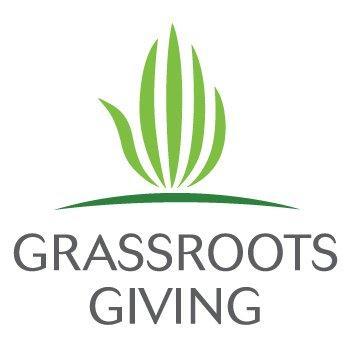 Grassroots Giving logo